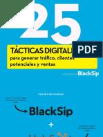 25 tacticas digitales para generar tráfico, clientes potenciales y ventas.pdf