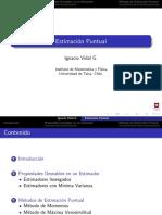 Edited_Clase 6- Estimación Puntual