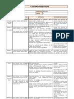 3° basico- planificación unidad 1