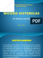 CLASE MEDICINA- MICOSIS SISTEMICAS-OPORTUNISTAS 2018 .pptx
