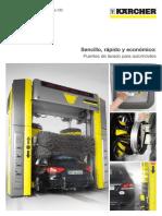 Brochure Puente de Lavado CB