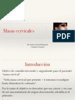 Masas Cervicales PDF