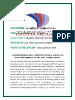 Estructura Orgánica - Maicol Mendoza