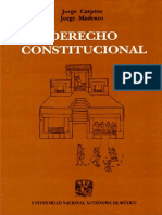 Derecho Constitucional Jorge Madrazo Parte 1