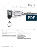 TREM Manual