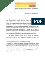 TEXTO 03 - Apontamentos Sobre Coronelismo Clientelismo e Mandonismo