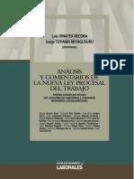 """""""La Protección de Los Derechos Laborales. Sanguineti.2006"""