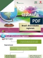 Geografia7 Brasil Diversidades Regionais