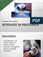 1- Introdução Da Radioterapia