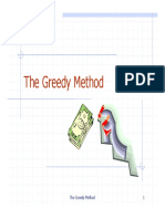 Greedy Method