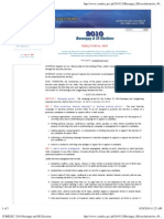 Rules and Regulations Governing Election Campaign, Propaganda