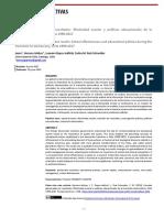 Escuelas gobernadas por resultados. Efectividad escolar y políticas educacionales de la transición democrática, Chile 1990-2017