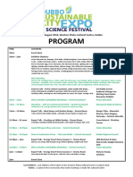 Public Program - Dubbo Sustainable City Expo and Science Festiva...