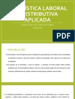 Estadística laboral y distributiva aplicada introducción.pptx