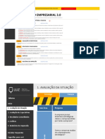 Planilha de Diagnostico Empresarial 3.0 DEMO