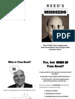 R E E D' S Misdeeds Read Online