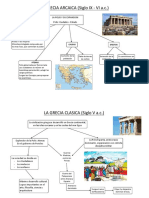 GRECIA Arcaica Clasica Helenistica