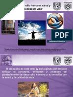 Presentacion PP 1 Desarrollo Humano Salud y Calidad de Vida