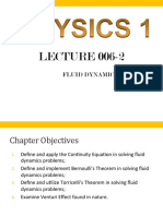 006 Physics 1 Lecture