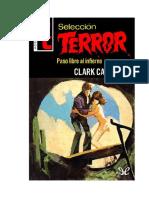Carrados Clark - Seleccion Terror 215 - Paso Libre Al Infierno