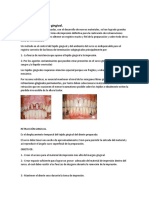 6.- Retracción Gingival