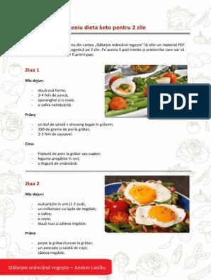 andrei laslau dieta keto carte pdf