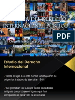 Historia Del Derecho Inyternacional Publico