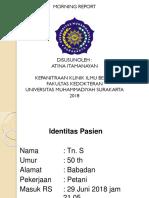 Hemoroid gr 4 29  6 2018.pptx