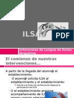 Intérpretes de lenguas de señas de argentina
