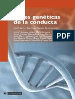 Bases Geneticas de La Conducta