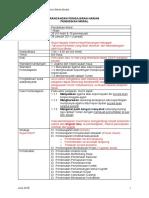 Format RPH Pendidikan Moral KSSR