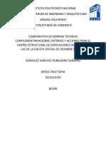 COMPARATIVA NTC 2004 CON 2017
