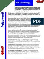 (Automatizacion) - Glossary Of Scada Terminology
