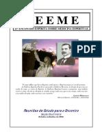13 Encontro Espirita Sobre Medicina Espiritual (CELD).pdf