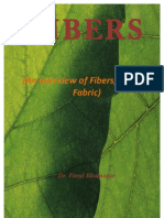 FIBERS (an Overview of Fibers, Yarn and Textiles)