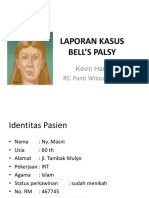Laporan Kasus Bells Palsy