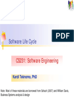 03 Software Life Cycle-1 Classic Incremental