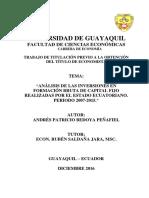 Bedoya Peñafiel Andrés Patricio Tt Fce Ug 3