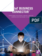 IFS IoT Business Connector