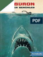 Tiburon - Peter Benchley