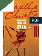Nhung Chiec Dong Ho Ky La - Agatha Christie