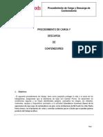003 Procedimiento de Carga y Descarga de Contenedores PUQ-P-003.docx