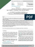 Association Between Metformin and Vitamin B12 Deficiency in Patients With Type 2 Diabetes
