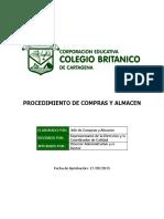 Procedimiento de Compras y Almacen (2)