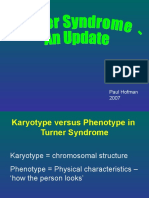 Turner Syndrome Parents2007