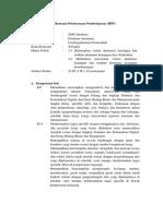 Rpp Kd 3.4 & 4.4 Ak.instansi Pemerintah