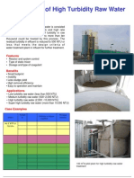Introduction Pretreatment+of+High+Turbidity+Raw+Water[1]