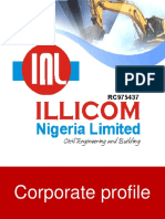 Illicom Coy Profile