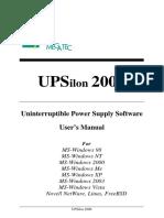 Manual Sursa UPN351ENG