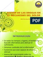 Acción de Las Drogas en El Mecanismo Del
